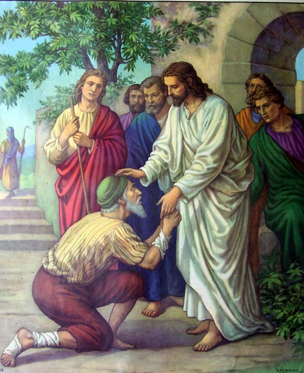 Jesus Is Ever Willing To HealUs