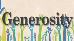 Leadership and Generosity