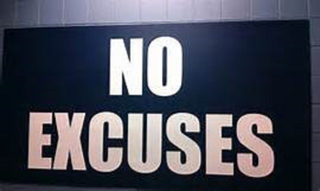 No Excuse (V)