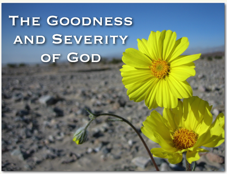 The Severity and Goodness of God