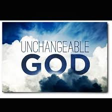 The Unchangeable God