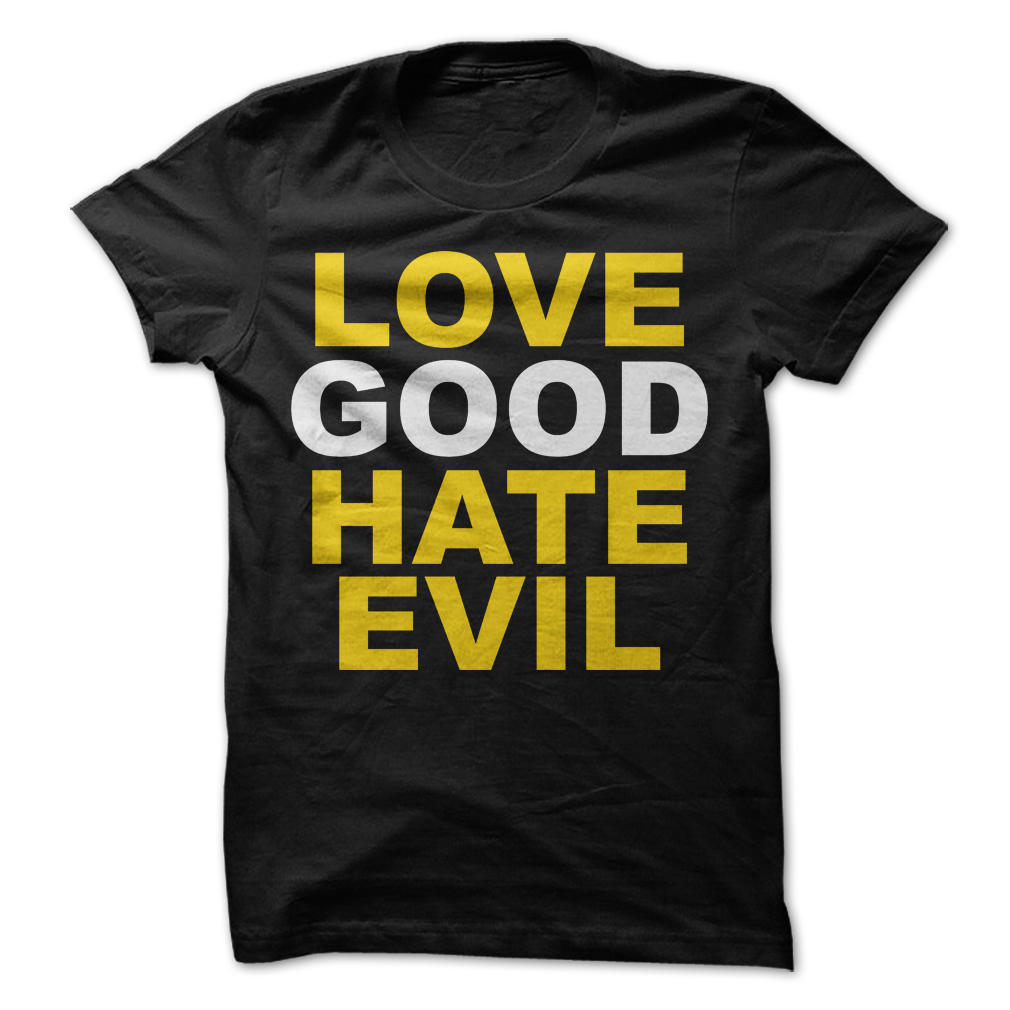 Hate Evil